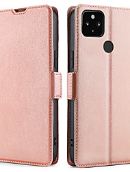 cheap -Phone Case For Google Full Body Case Leather Magnetic Adsorption Google Pixel XL Pixel 2 Google Pixel 2 XL Google Pixel 3 Google Pixel 3 XL Google Pixel 3a XL Google Pixel 3a Google Pixel 4a Google