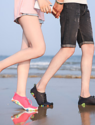 cheap -Women's Men's Water Shoes Printing Lycra Anti-Slip Swimming Diving Surfing Snorkeling Scuba - for Adults