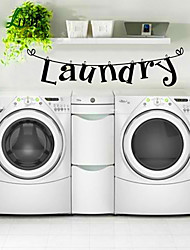 cheap -foreign trade hot sale laundry european and american admonitions english poems creative bathroom wall stickers manufacturers wholesale qy146