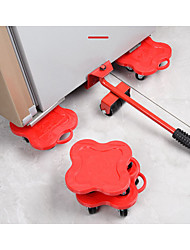 cheap -Moving Artifact Combination Set, Roller Design, Easy to Carry Heavy Furniture, Suitable for Moving,Moving Tools