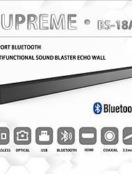 cheap -BS-18A Soundbar Wireless Bluetooth Portable Speaker For Laptop Mobile Phone
