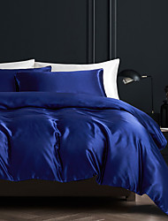 cheap -Super soft and comfortable Satin three piece quilt cover and pillow case