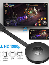 cheap -HDMI-compatible HD TV Stick Wireless WiFi Display TV Dongle Receiver Airplay YouTube Media Streamer Adapter Media  Support HDMI-compatible Miracast HDTV Display Dongle