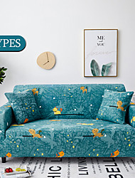 cheap -Animal Printing Elastic Slipcovers Stretch Sofa Covers for Living Room Corner Couch Cover Sectional Armchair Cover 1/2/3/4 seat(1pcFree Send a Pillowcase)
