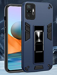 cheap -Phone Case For Xiaomi Back Cover Redmi Note 9 4G Redmi Note 9 Pro Redmi Note 8 Redmi Note 8 Pro Redmi Note 9S Redmi 9 Redmi 9A Redmi 9C Redmi Note 10 Redmi Note 10 Pro Shockproof Dustproof with Stand