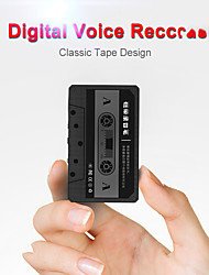 cheap -Digital Voice Recorder Q56 32GB Portable Digital Voice Recorder Recording Rechargeable Voice Activated Recorder with Noise Reduction Voice Recorder Pen for Speech Meeting Learning Lectures