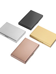 cheap -Card Case MaxGear RFID Credit pocket card holder Protector Metal Credit Cards Holders Case Wallet for Women Men