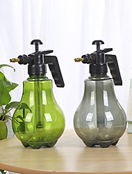 cheap -household watering watering can succulents gardening tools spray watering can garden small plastic air pressure watering can