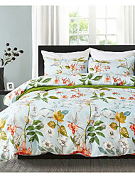cheap -2021 new cross border three-piece set of European and American style student household two-piece bedding set