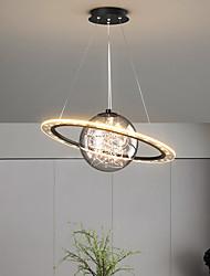 cheap -LED Pendant Light 48 cm Single Design Chandelier Acrylic Artistic Style Modern Style Stylish LED Modern 220-240V