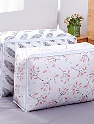 cheap -Waterproof Portable Clothes Storage Bag Organizer Folding Closet Organizer  57*40*22CM