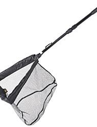 cheap -Landing Net Fishing Net / Keep Net 95/160/210 m RUBBER 8 mm Portable Telescopic Handle