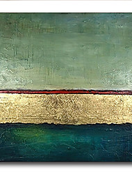 cheap -Oil Painting Handmade Hand Painted Wall Art Square Modern Abstract Paintings Home Decoration Decor Stretched Frame Ready to Hang