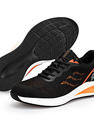 cheap -Unisex Safety Shoe Boots Sporty Classic Chinoiserie Office & Career Safety Shoes Suede Tissage Volant Breathable Non-slipping Wear Proof Black and White Black / Red Orange / Black Summer