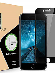 cheap -Privacy Screen Protector For Iphone 13 pro max mini 8 Plus/ 7 Plus - 3D Curved Anti-Spy Anti-Peeping Tempered Glass Screen Cover Shield For Apple Iphone 8 Plus/ 7 Plus, 5.5 Inch – Black