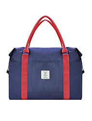 cheap -Eyliden Travel Bag Storage Bags Aircraft Bag Folding Travel Korean Aircraft Bag Capacity Aircraft Trolley Luggage Storage Bag  20 inch