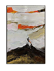 cheap -Oil Painting Handmade Hand Painted Wall Art Modern Abstract Paintings Home Decoration Decor Stretched Frame Ready to Hang