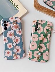 cheap -Phone Case For OPPO Back Cover OPPO K5 Oppo Reno 4 Oppo Reno 3 5G / Find X2 Lite OPPO Reno 5 5G OPPO Reno 5 pro Shockproof Dustproof Flower TPU