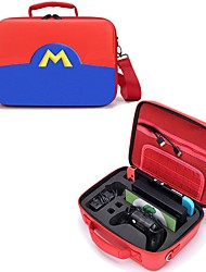cheap -Portable  Storage Bag Waterproof Travel Carrying Case w/ Shoulder Strap Handbag for NS Accessories