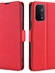cheap -Phone Case For OPPO Full Body Case Leather Magnetic Adsorption Oppo Find X2 OPPO R11 OPPO A37 OPPO R9s oppo realme 2 pro oppo F7 OPPO A3 Oppo Ace 2 Oppo Reno A Oppo Reno 2 Dustproof Water Resistant