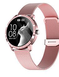 cheap -Q8l Female Smart Watch Heart Rate Blood Pressure Sleep Health Monitoring Menstrual Period Reminder Sports Bracelet