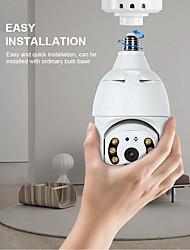 cheap -DIDSeth 2MP WIFI  Lamp Bulb IP Security Cameras Night Vision PTZ Security Cameras CCTV Video Surveillance