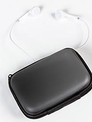 cheap -Protable Earbuds Bags Earphone Storage Case Shell Waterproof Protection 13*9CM