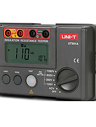 cheap -UNI-T UT501A Insulation Resistance Tester 2000 Count LCD Display Overload Indication Backlight AC Voltage Measurement