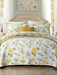 cheap -Bedding 3 - piece cotton air - conditioned bed cover with quilted quilt