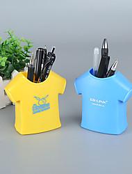 cheap -Storage Box Makeup Nail Polish Cosmetic Holder Pen Holder Rack Make Up Tools 10.5*5*10CM