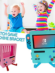 cheap -Silicone Stand For Switch Holder Cute Cartoon Multicolor Handheld Game Console Bracket For Switch Accessories