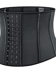 cheap -Shapewear 24cm 9 Steel Bone Breathable Mesh Body Shapewear Body Manager Waist Belt Restraint Belt Fitness Belly Shirt
