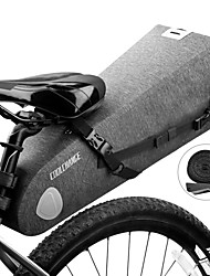 cheap -CoolChange 10 L Bike Rack Bag Adjustable Breathability Reflective Strips Bike Bag TPU Bicycle Bag Cycle Bag Hiking Bike / Bicycle