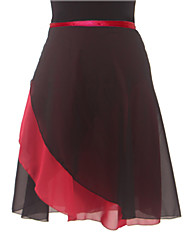 cheap -Ballet Skirts Sashes / Ribbons Women's Training Performance High Polyester