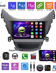 cheap -9 inch Car MP3 Player / Car GPS Navigator Touch Screen / GPS / MP3 for Hyundai Support MP3 / WMA / WAV GIF / BMP / PNG