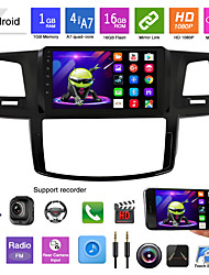 cheap -9 inch Car MP4 Player / Car MP3 Player / Car GPS Navigator Touch Screen / GPS / MP3 for Toyota Support MP3 / WMA / WAV JPG