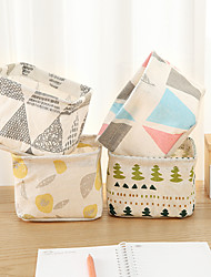 cheap -Storage Bag Oxford Cloth Ordinary Travel Bag 1 Storage Bag Household Storage Bags 12*12*9CM