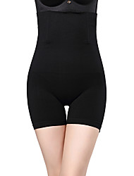 cheap -Corset Women's Control Panties Basic Simple Style Breathable Comfortable Pure Color Tummy Control Basic Solid Color Pure Color Seamed Not Specified Nylon Polyester Christmas Halloween Dailywear