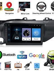 cheap -10.1 inch Car MP4 Player / Car MP3 Player / Car GPS Navigator Touch Screen / GPS / MP3 for Toyota Support MP3 / WMA / FLAC JPG