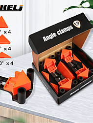 cheap -Woodworking Right Angle Clip, Angle Holder, Photo Frame Clip, Picture Frame Clip, Home Tools, Punching and Installing Device, 90 ° Quick Clip