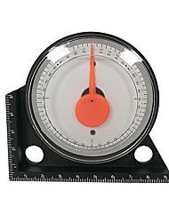 cheap -Angle Measuring Tool, Suitable for Tiling Angle Meter, High Precision Pointer Type Inclined Level, Multi-function Slope Measuring Tool