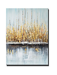 cheap -Oil Painting Handmade Hand Painted Wall Art Classic Decorative Wall Pictures For Room Home Decoration Decor Stretched Frame Ready to Hang
