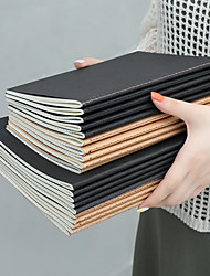 cheap -Thickened Large Super Thick Grid Square book Grid Diary Cuaderno Notebooks notebook diary grid book141*207mm-yx2-yyn