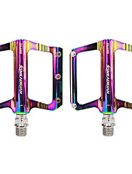 cheap -Bike Pedals Anti-Slip High Strength Durable Aluminium 7075 for Cycling Bicycle Mountain Bike MTB Camouflage