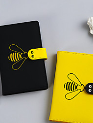 cheap -Agenda Diary Personal Organizer PU Leather Cover Loose-leaf Notebook Replaceable Paper Traveler Notepad Stationery Supplies11.5*17.5cm-yx2-yyn