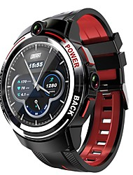 cheap -LOKMAT APPLLP 3 Android 4G LTE Cellular Smart Watch Phone Dual Camera Face Unlock 1.39 inch Round AMOLED Screen Wifi GPS Smartwatch 1/3GB Ram 16/32GB Rom