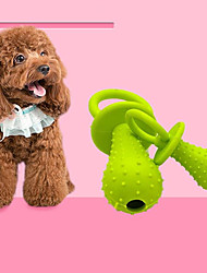 cheap -Dog Chew Toys Dog 1pc Pet Friendly Rubber Gift Pet Toy Pet Play