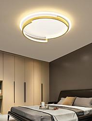 cheap -LED Ceiling Light 50 cm Dimmable Flush Mount Lights Acrylic LED 220-240V