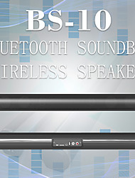 cheap -BS-10 Bluetooth Speaker Wireless Bluetooth TF Card Portable Speaker For Laptop Mobile Phone