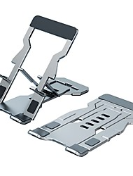 cheap -Phone Holder Stand Mount Desk Phone Holder Phone Desk Stand Adjustable Aluminum Phone Accessory iPhone 12 11 Pro Xs Xs Max Xr X 8 Samsung Glaxy S21 S20 Note20